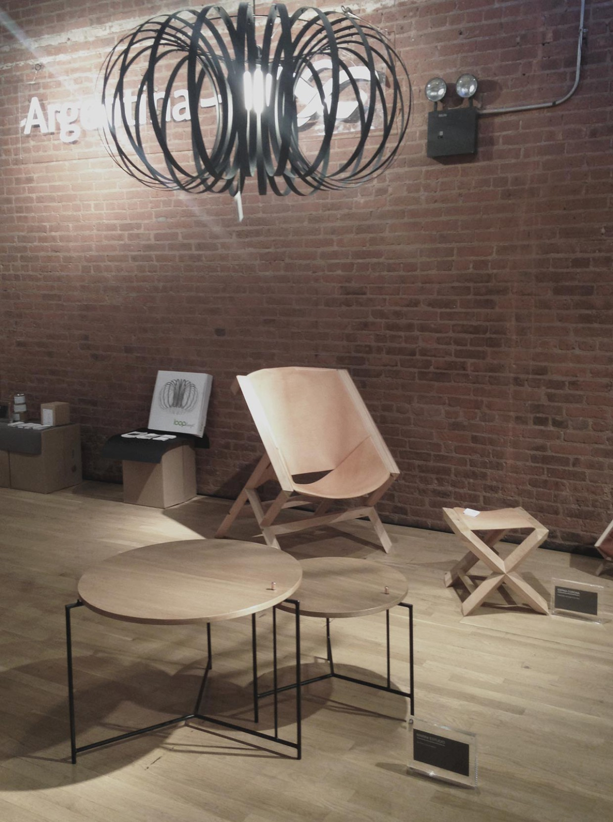 Marini en Wanted Design NYC 2016